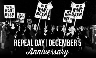 Repeal Day Anniversary