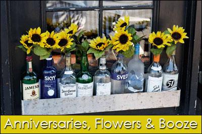 Booze 'n Flowers