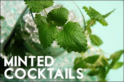 Mint Cocktails