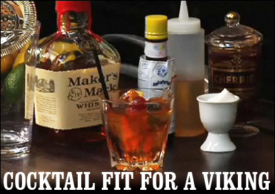Viking Old Fashioned