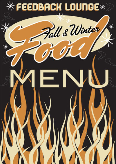 Fall/Winter Menu