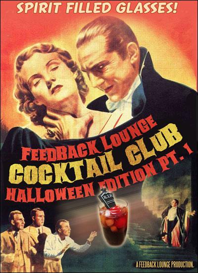 Halloween Cocktails Pt. 1