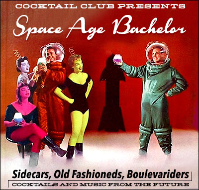 Space-Age Cocktails