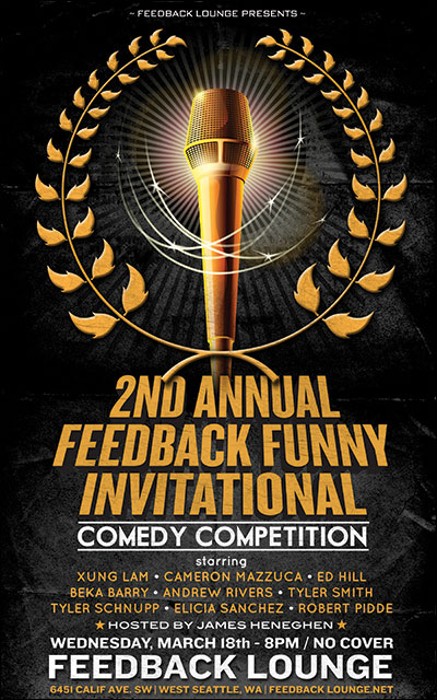 Comedy Competition 2015
