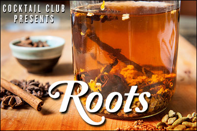The Root of Cocktails