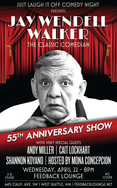 Comedy Night April