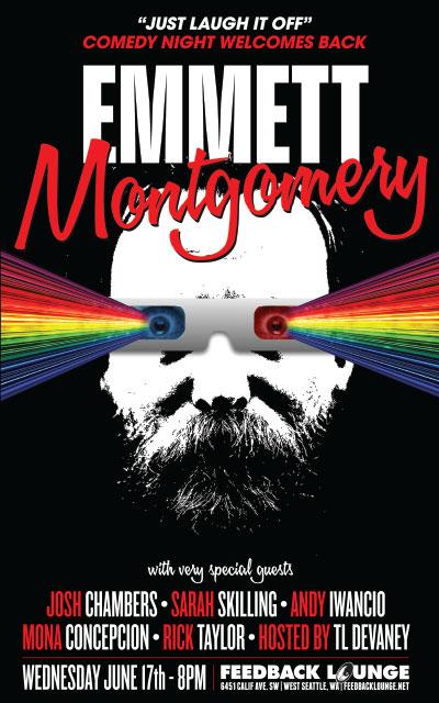 Emmett Montgomery