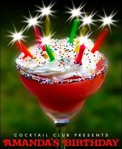 Amanda's Birthday